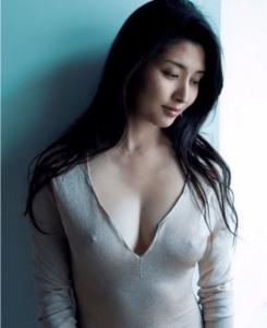 橋本マナミの過激乳首写真